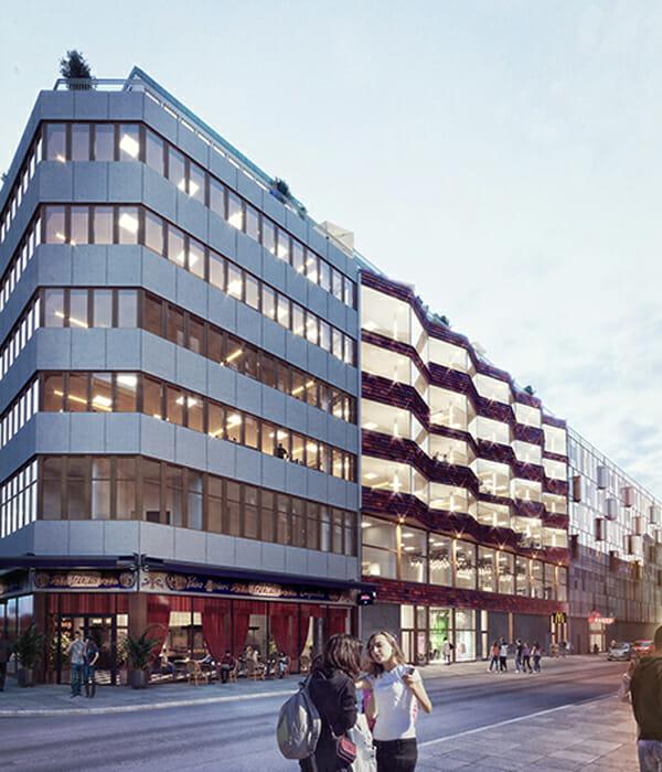 4213c79e23e2ae Wallenstam skapar 3.400 kvm nya kontor på Avenyn   Fastighetsvärlden