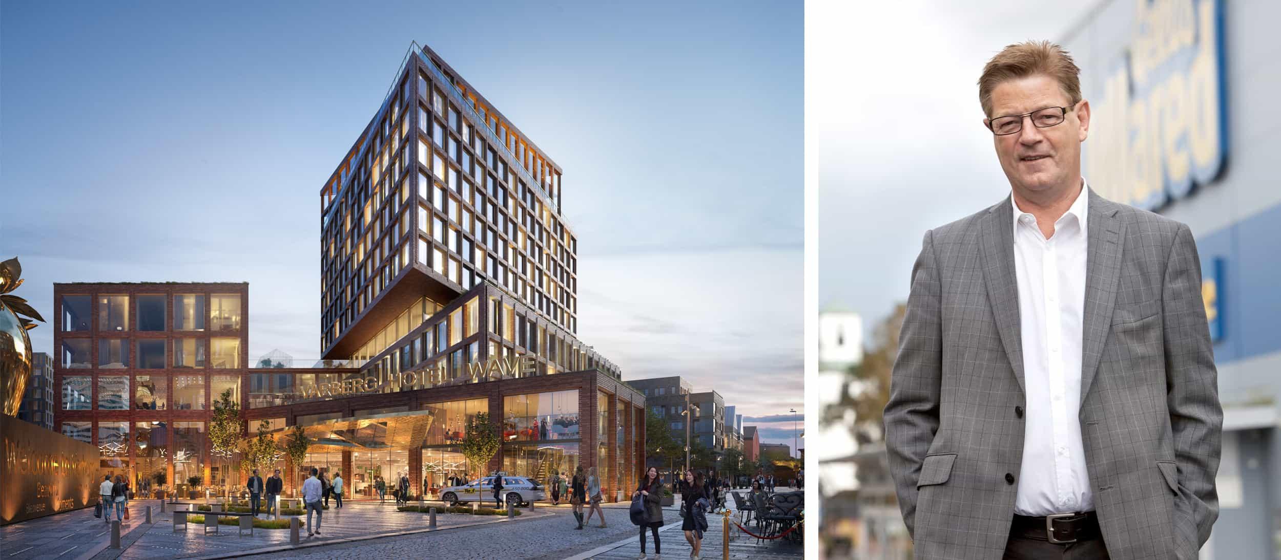 nytt hotell varberg