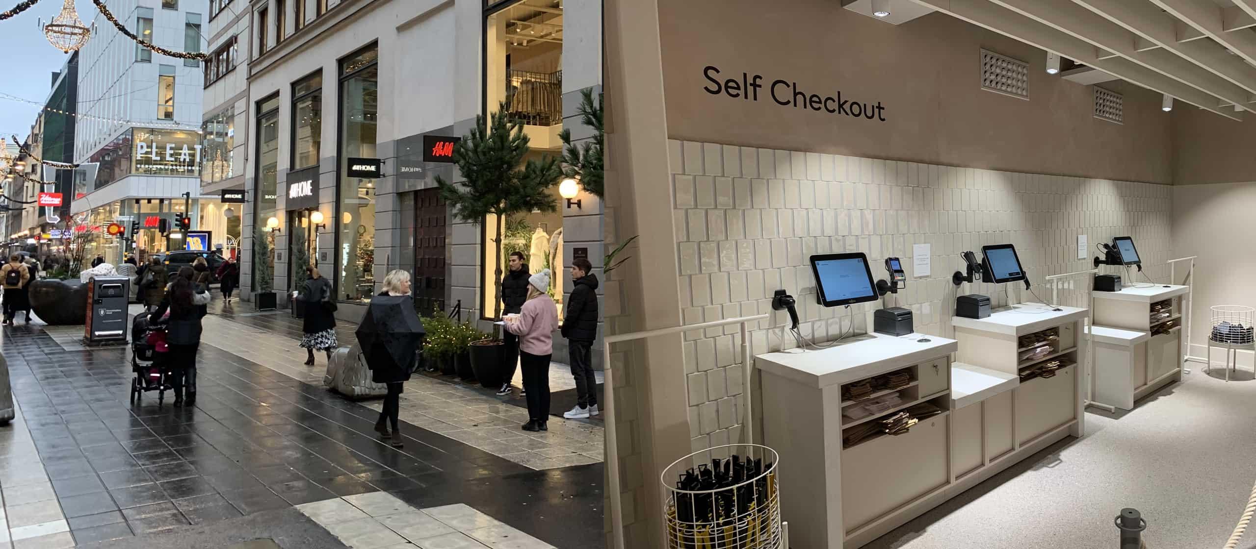 make out medley Briefcase  Bildextra: H&M visar framtidens butik | Fastighetsvärlden