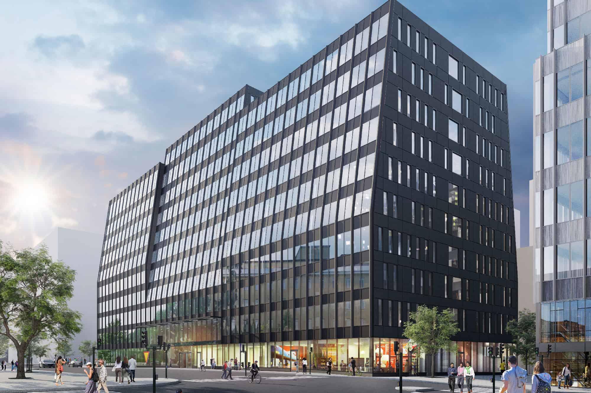 KLP köper Princeton från Hemsö för 2,6 miljarder