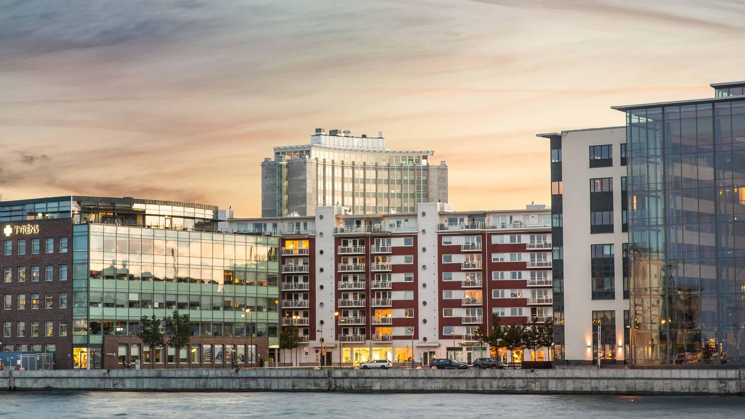 Wihlborgs säljer till JM i Dockanområdet