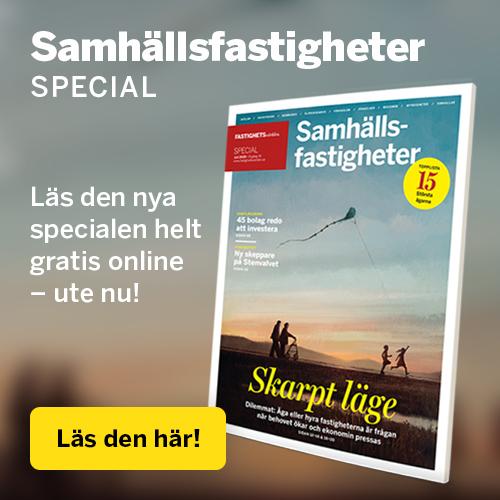 Specialutgåva Samhällsfastigheter 2020