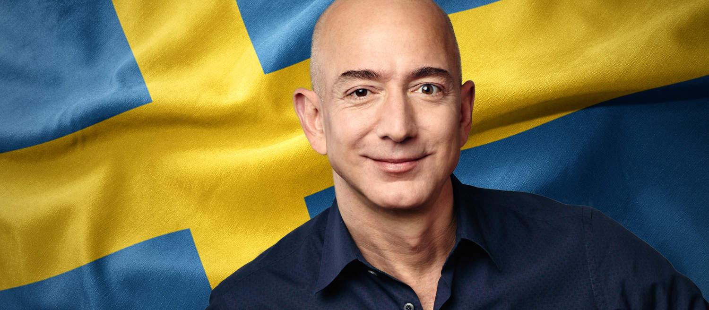 Amazon Har Paborjat Lanseringen I Sverige Fastighetsvarlden