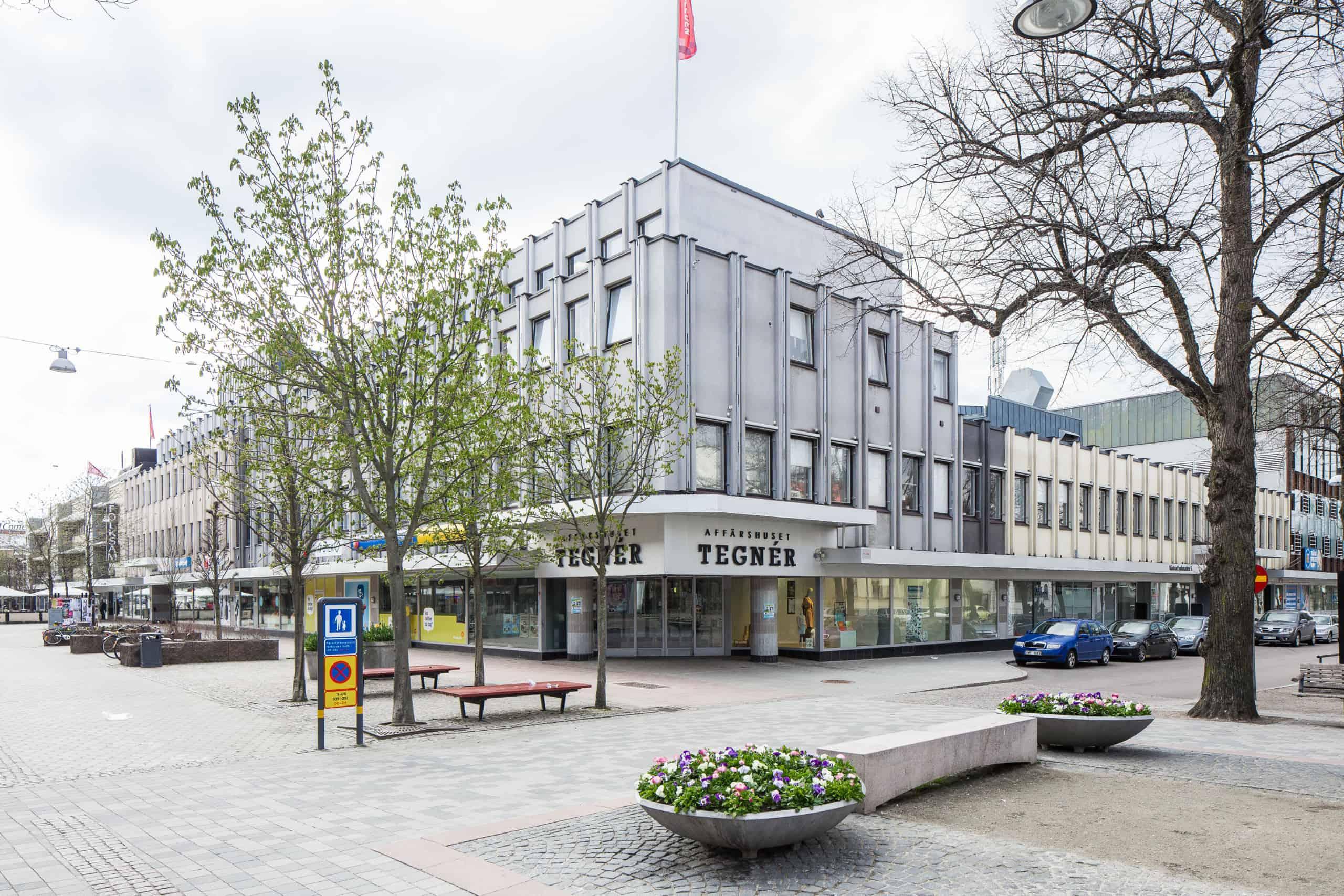 Kungsleden tecknar hyresavtal med Trafikverket i Växjö