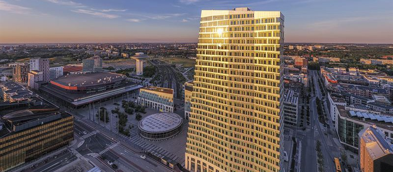 Peab tecknar flera hyresavtal för Malmös nya höghus