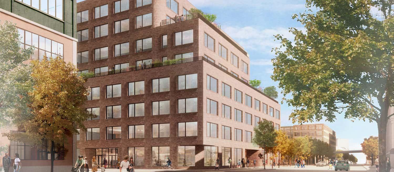 Fabege föreslås få bygga 22.000 kvm i Sjöstaden