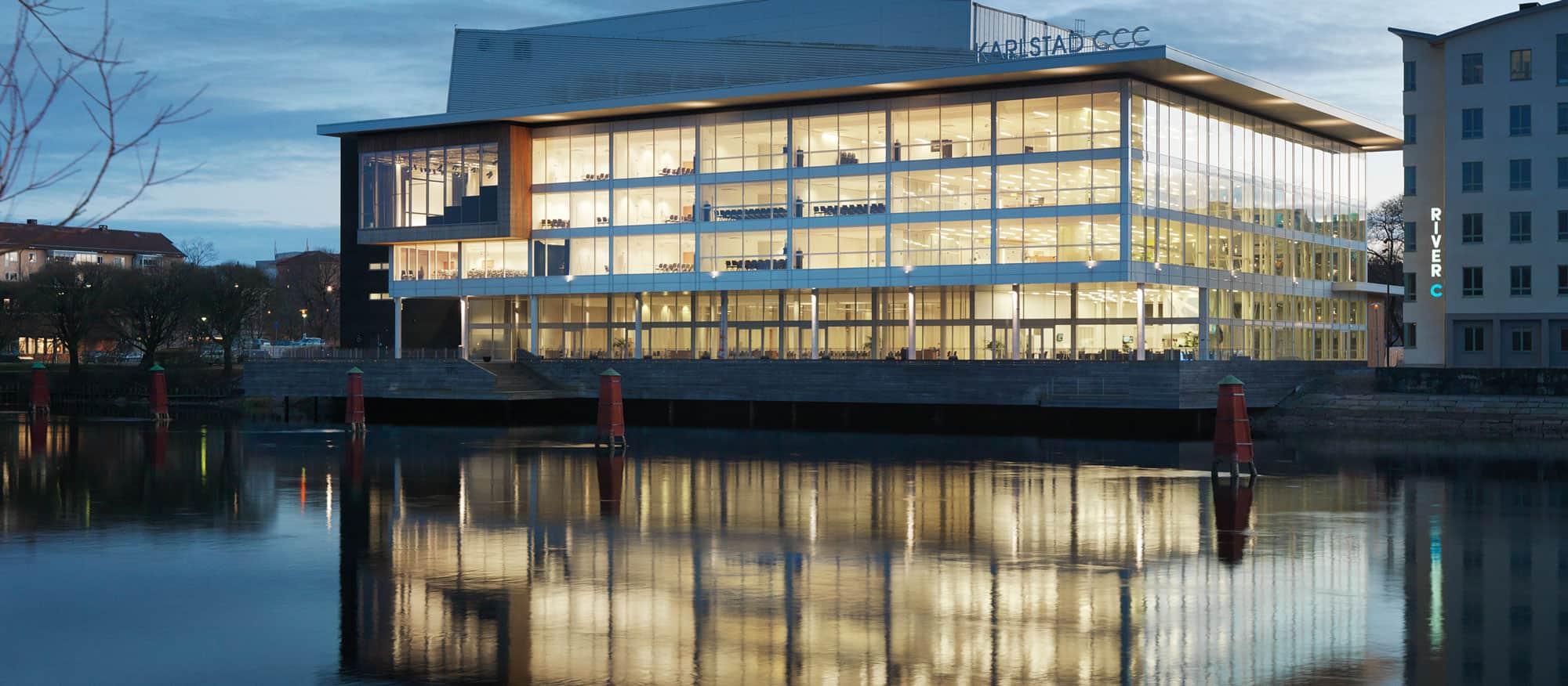 Karlstad prisas för sin arkitektur – igen